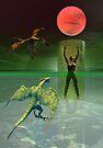 Dragons And Demons by Ineke-2010