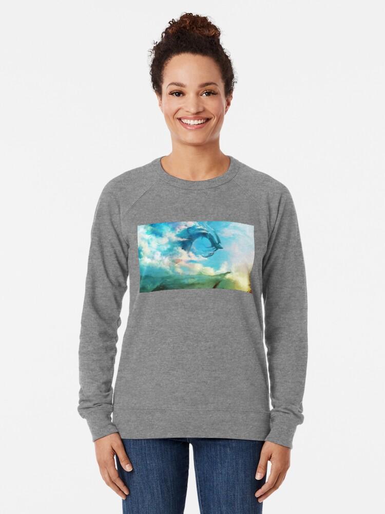 Alternate view of The Storm King Lightweight Sweatshirt