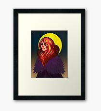 Sauron/Mairon Framed Print