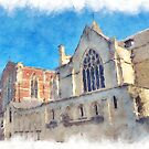 Rugby School, Rugby by bywhacky