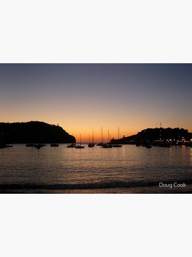 Sunset Port de Soller by DougCook