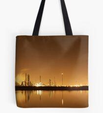 Teesmouth Refinery Tote Bag