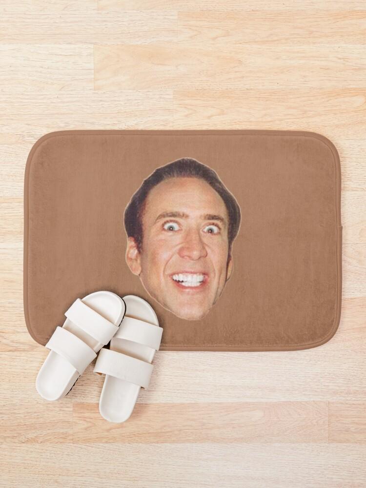Alternate view of I'm Watching You Bath Mat