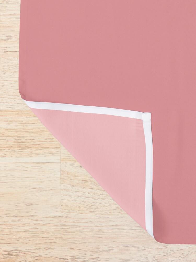Alternate view of Surprised Patrick Shower Curtain