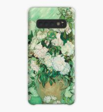 Vincent van Gogh Roses 1890 Painting Case/Skin for Samsung Galaxy