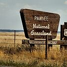 Pawnee, Colorado by Barb Miller