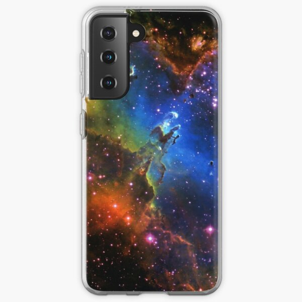 et comme NGC 6611 Coque souple Samsung Galaxy