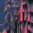 Glass City Block von Obvious Warrior