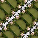 Field of Buds. by Bo Jones
