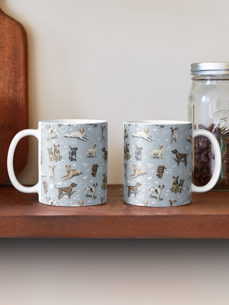 Alternate view of The Crossbreed Mug