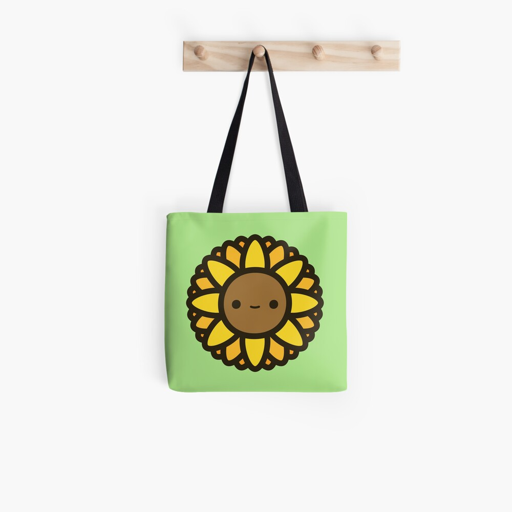 Cute sunflower Tote Bag