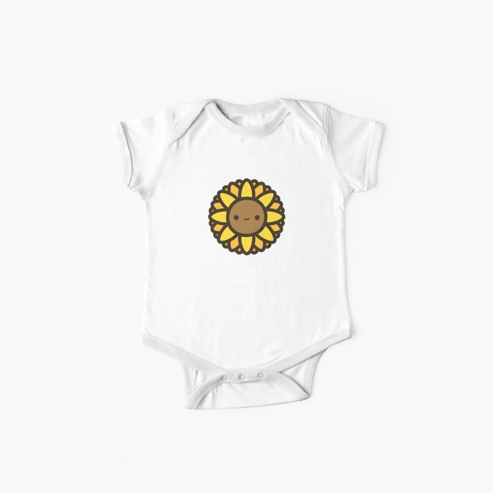 Cute sunflower Baby One-Piece