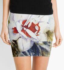 Floral Fantasy Mini Skirt