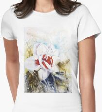 Floral Fantasy Fitted T-Shirt