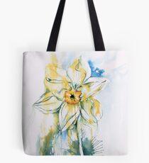 Daffodil Dance Tote Bag