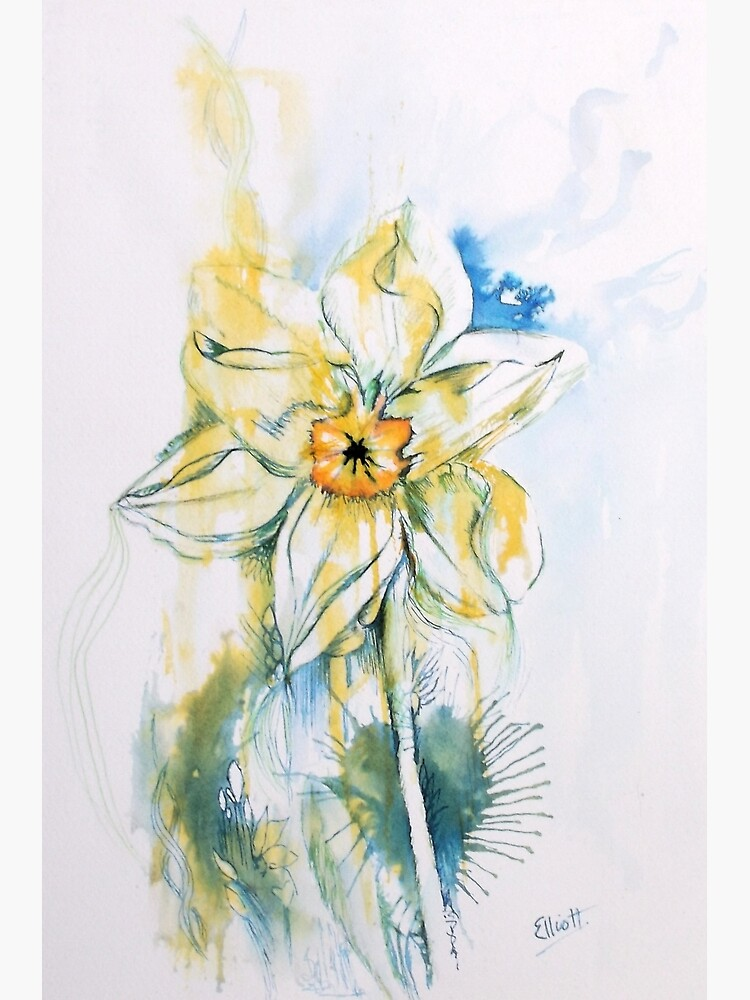Daffodil Dance by PatEll