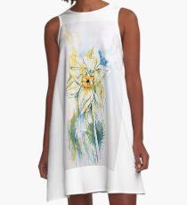 Daffodil Dance A-Line Dress
