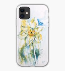Daffodil Dance iPhone Case
