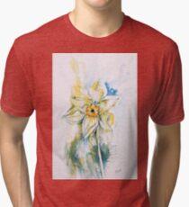 Daffodil Dance Tri-blend T-Shirt