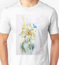 Daffodil Dance Slim Fit T-Shirt