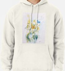 Daffodil Dance Pullover Hoodie