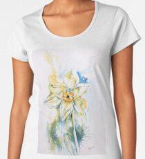 Daffodil Dance Premium Scoop T-Shirt