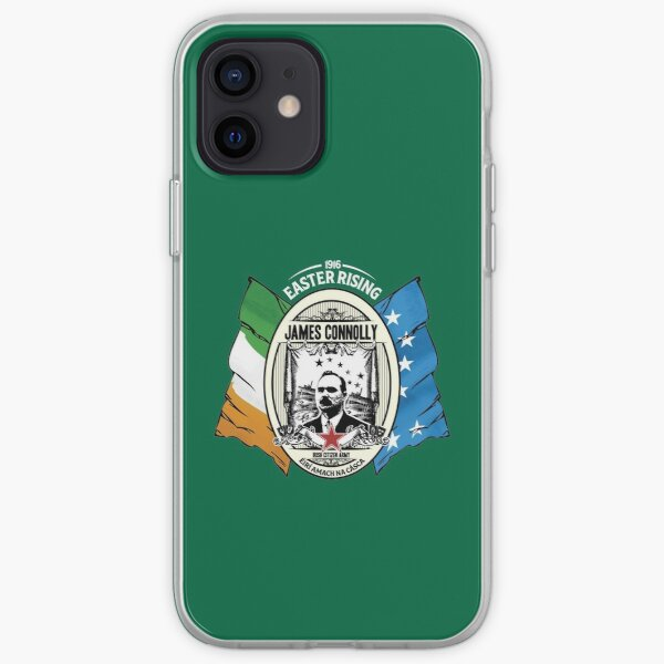 James Connolly - Irish Citizen Army iPhone Soft Case