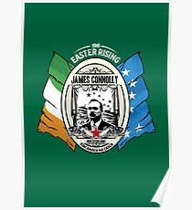 James Connolly - Irish Citizen Army Poster