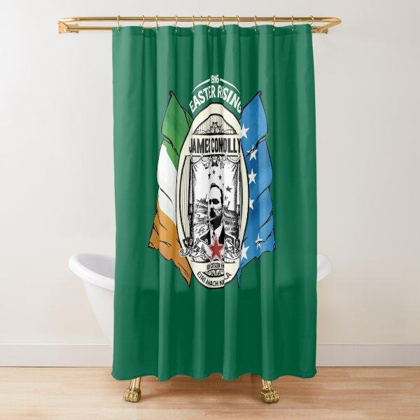 James Connolly - Irish Citizen Army Shower Curtain