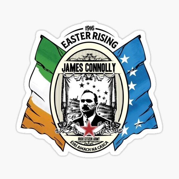 James Connolly - Irish Citizen Army Sticker