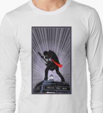Doctor Who: Shredding Through Time T-Shirt