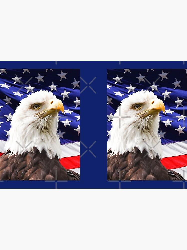 amerikanischer Adler von BuzzEdition