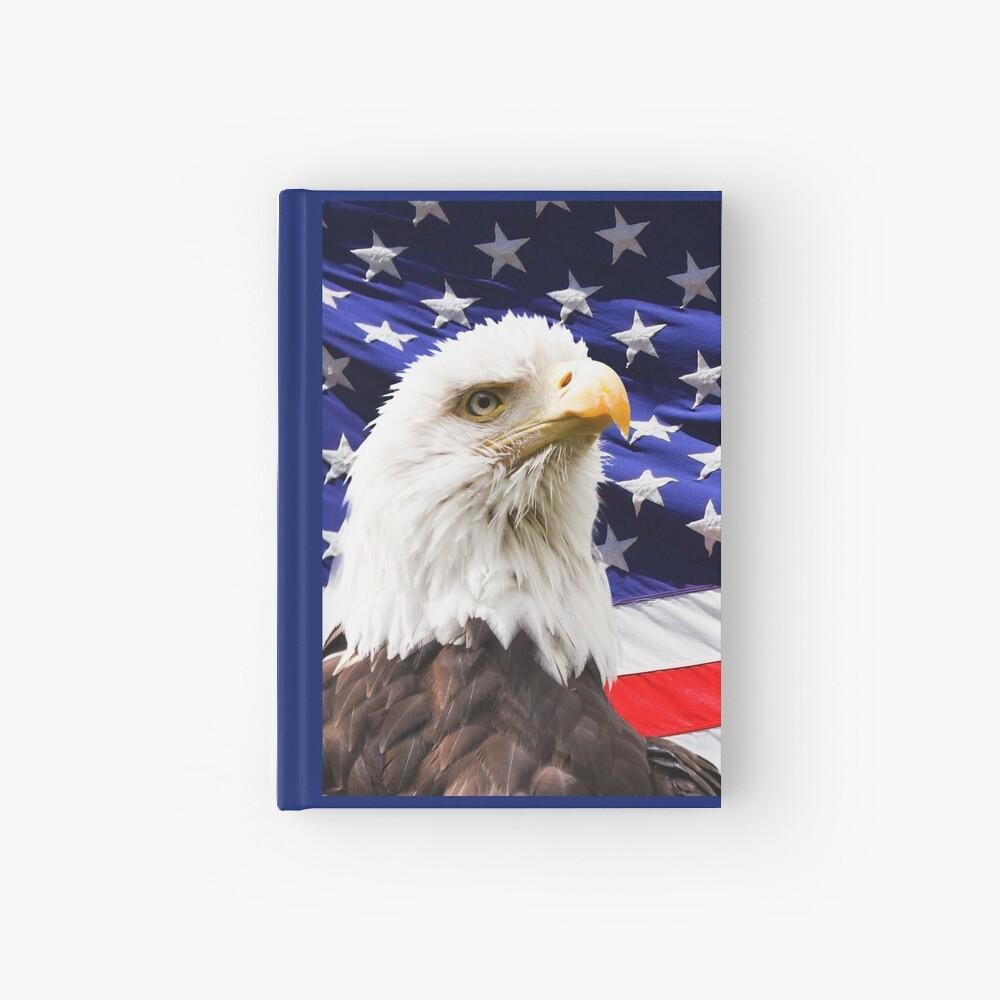 amerikanischer Adler Notizbuch
