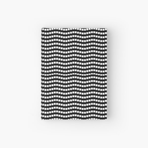 Visual Illusion Hardcover Journal