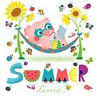 Summer time by Angela Sbandelli