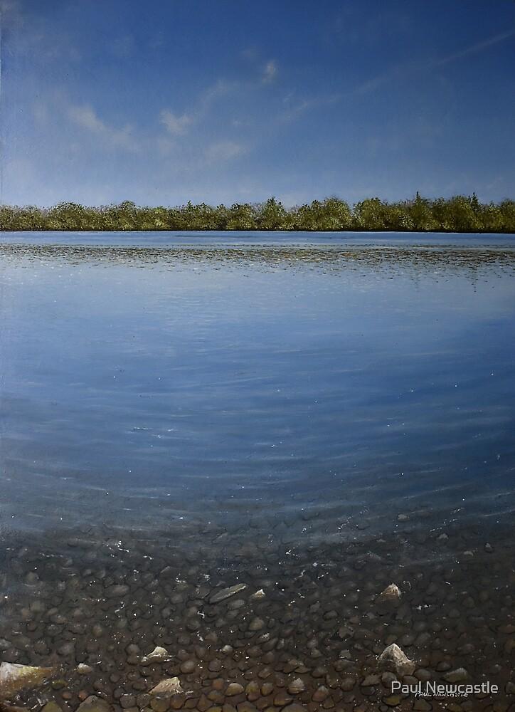 Lakeside by Paul Newcastle