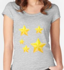 A Star in Your Own World Fitted Scoop T-Shirt