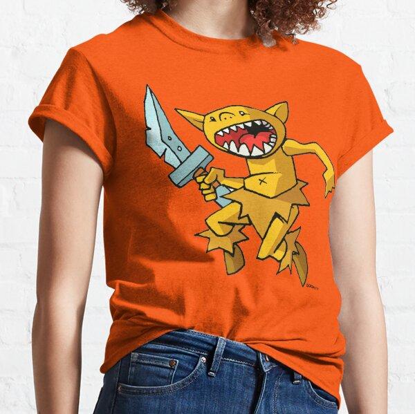 Adorkable Goblin Classic T-Shirt