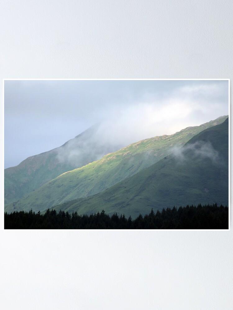 Alternate view of Kodiak's Uplands Poster
