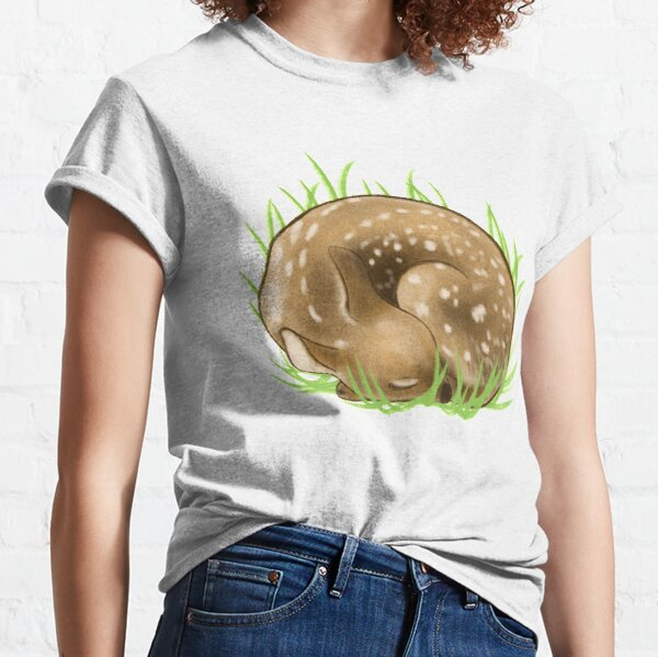 Sleeping Deer Classic T-Shirt