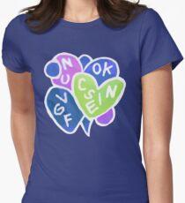 Max's Shirt - Rückblende Tailliertes T-Shirt für Frauen