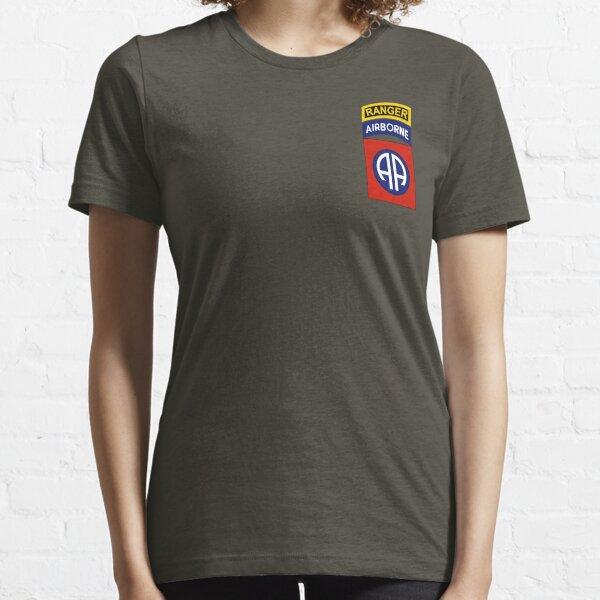 82nd Airborne Ranger Essential T-Shirt