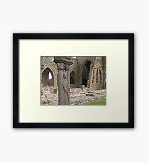 Jerpoint Abbey, Ireland Framed Print