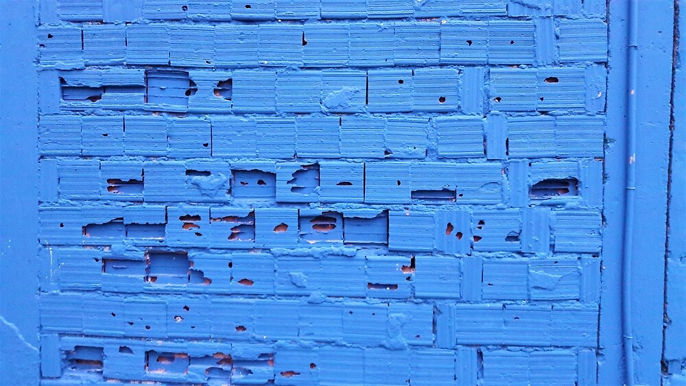Blue Bricks by tomeoftrovius