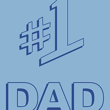 #1 Dad by FDNY