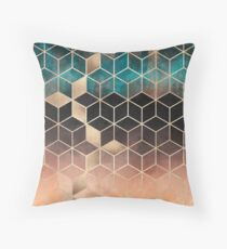 Ombre Dream Cubes Floor Pillow