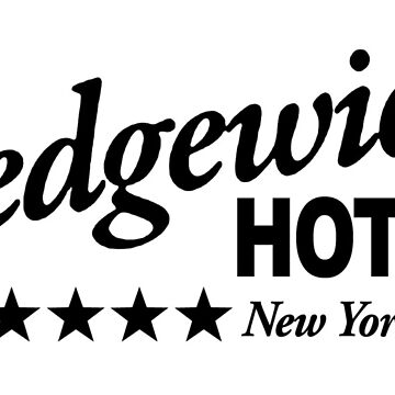 The Sedgewick Hotel by FDNY