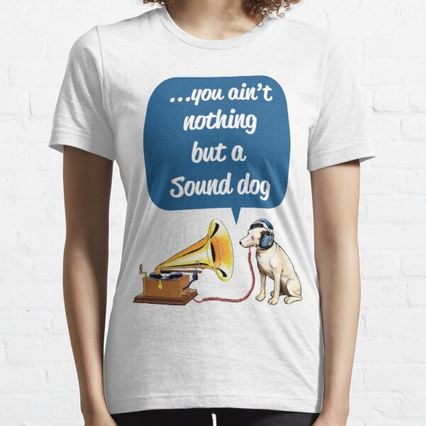 Sound Dog Essential T-Shirt