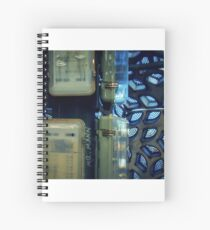 I Wish I Could Go Back In Time And Start Again. Spiral Notebook