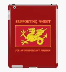 Wessex Independence - Wexit  iPad Case/Skin